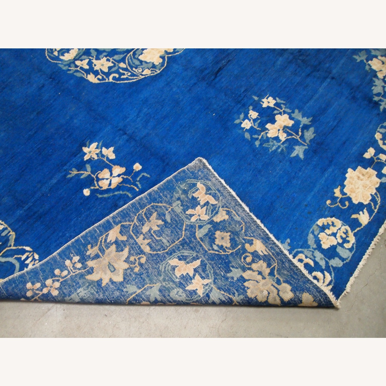 Peking Art Deco Chinese Rug 8x10 - image-10