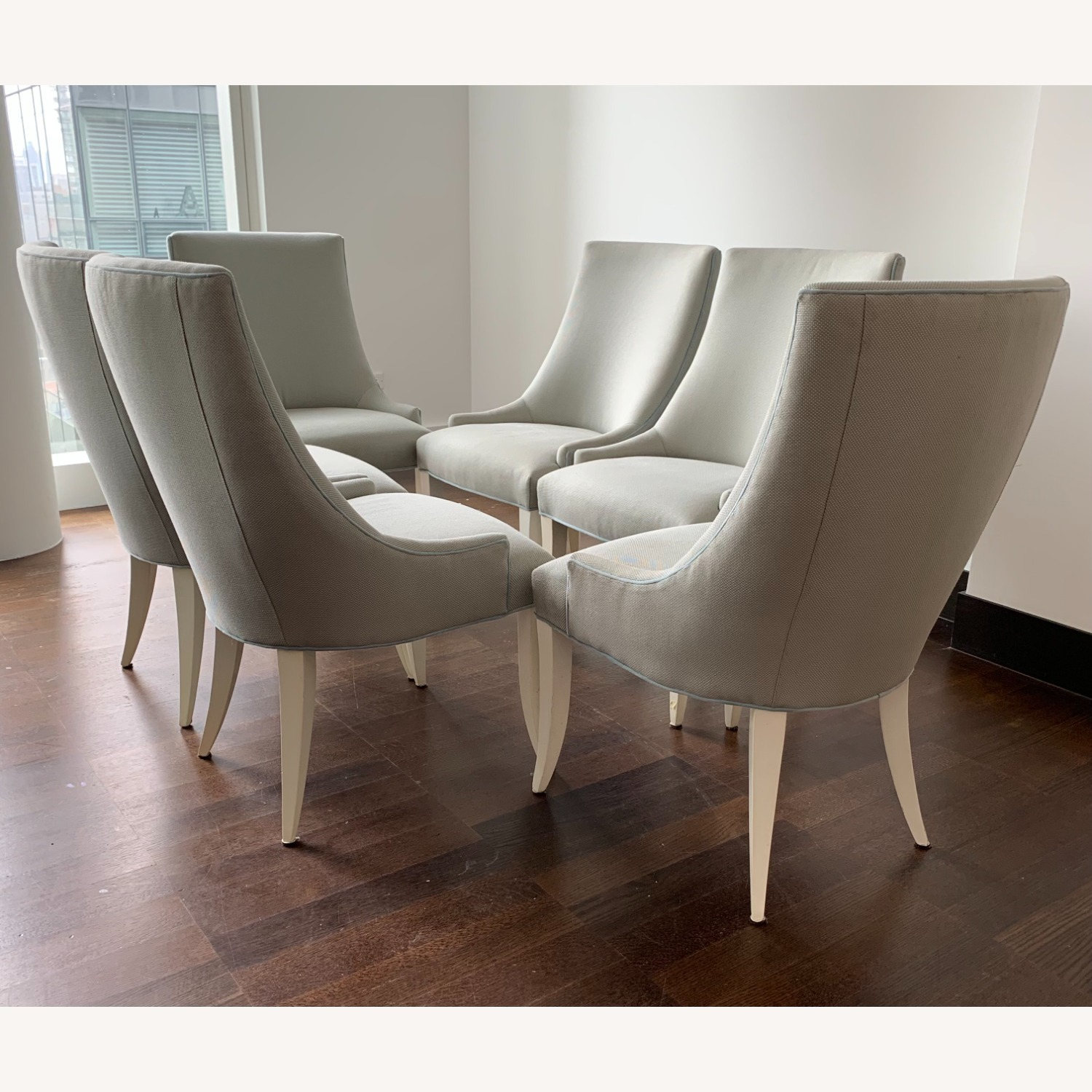 Century Furniture Dining Chairs- Set of 6 - image-4