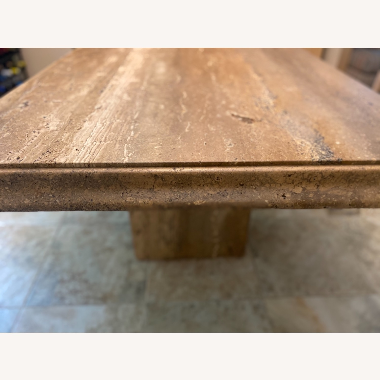 Natural Stone Dining Table - image-4