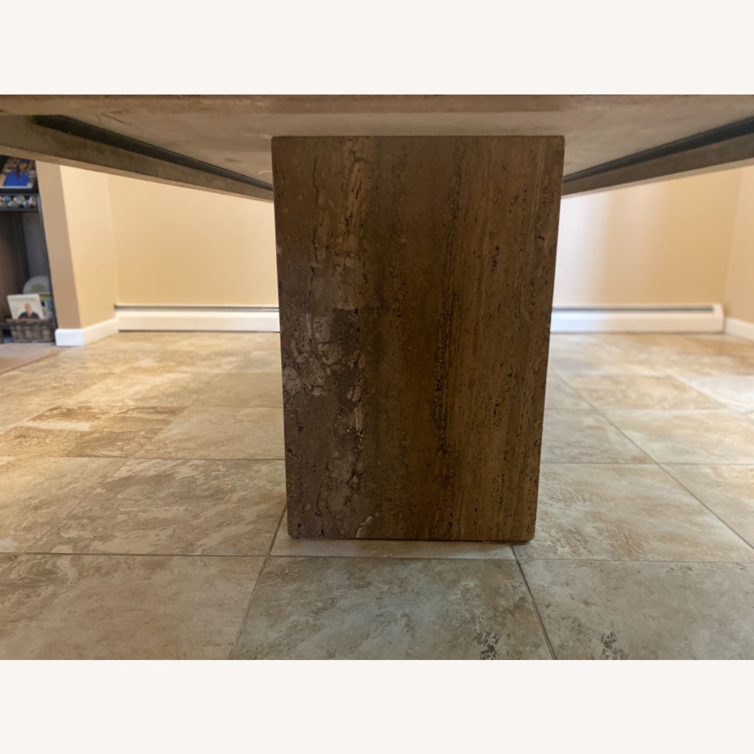 Natural Stone Dining Table - image-7