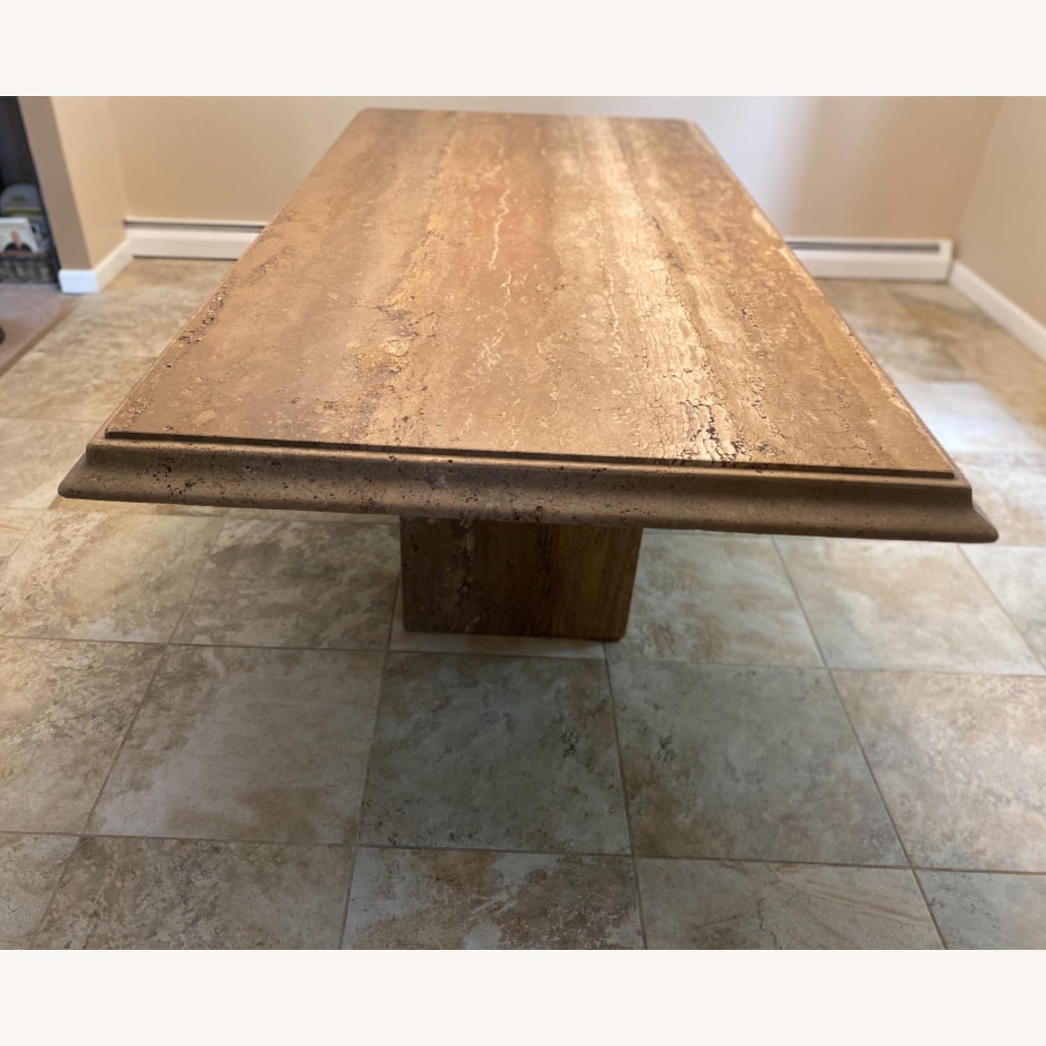 Natural Stone Dining Table - image-9