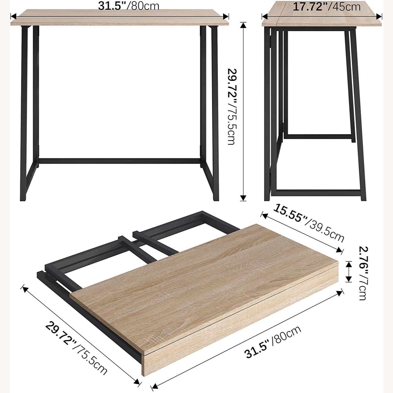 Amazon Folding Desk - image-5