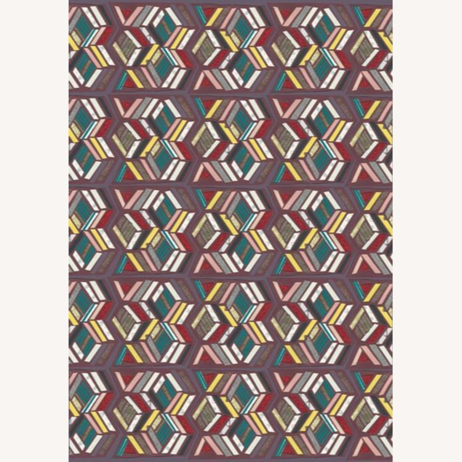 Domestic Construction Patterned Floor Mats (2) - image-4