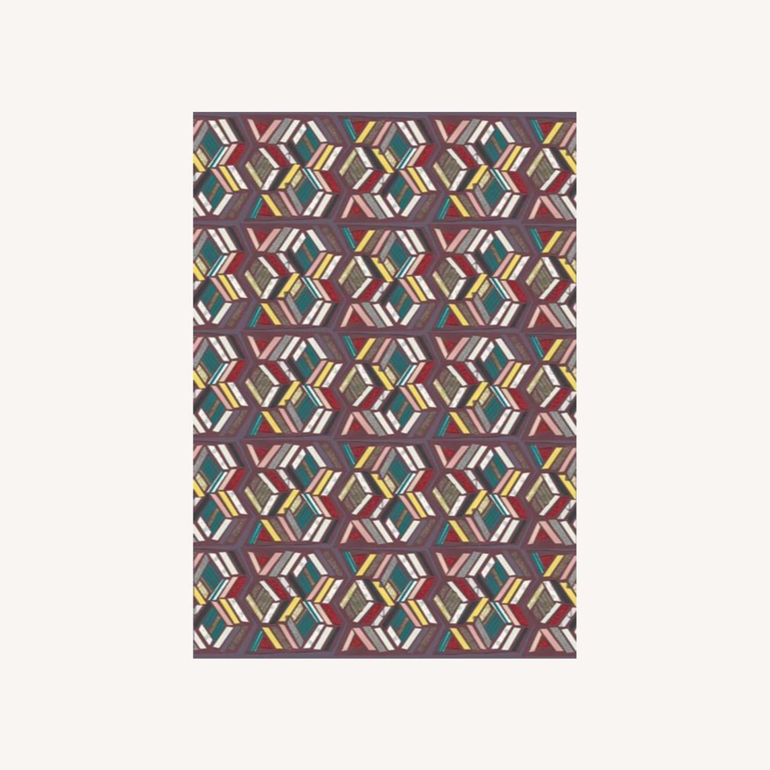 Domestic Construction Patterned Floor Mats (2) - image-0
