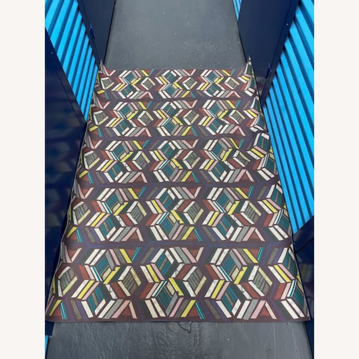 Domestic Construction Patterned Floor Mats (2) - image-2