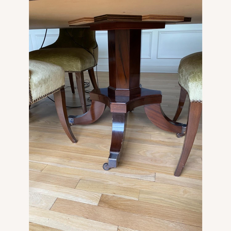 Custom Large Dining w 8 Chairs - image-4