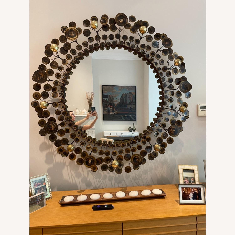 Jonathan Adler C Jere Raindrops Mirror - image-1