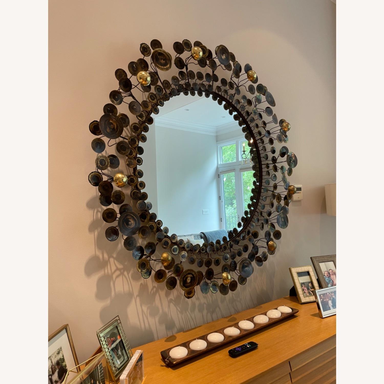 Jonathan Adler C Jere Raindrops Mirror - image-3