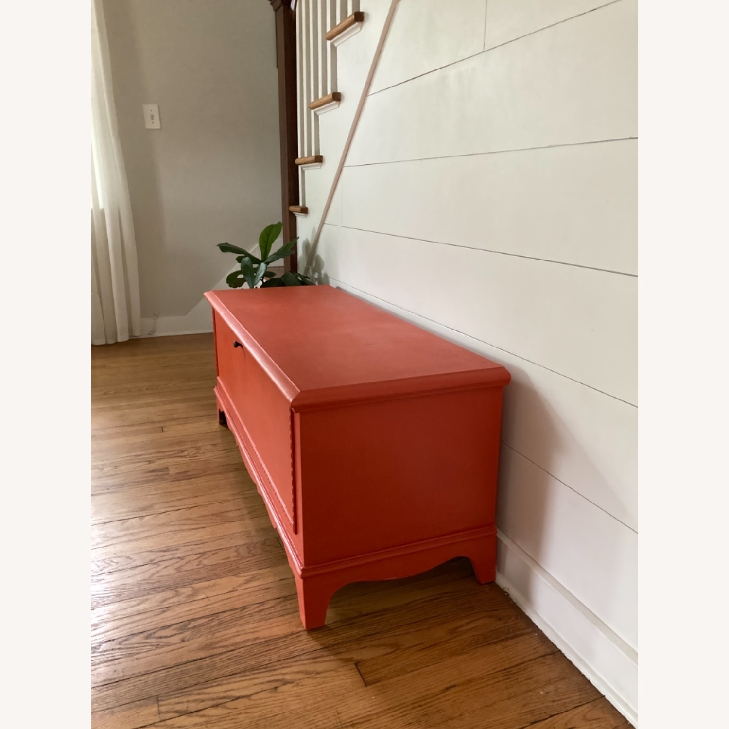 Charming Refinished Cedar Chest - image-3