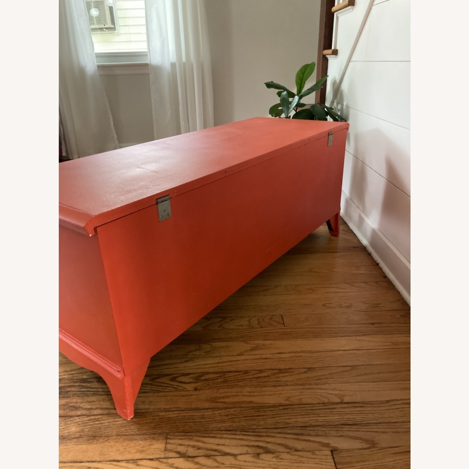 Charming Refinished Cedar Chest - image-6