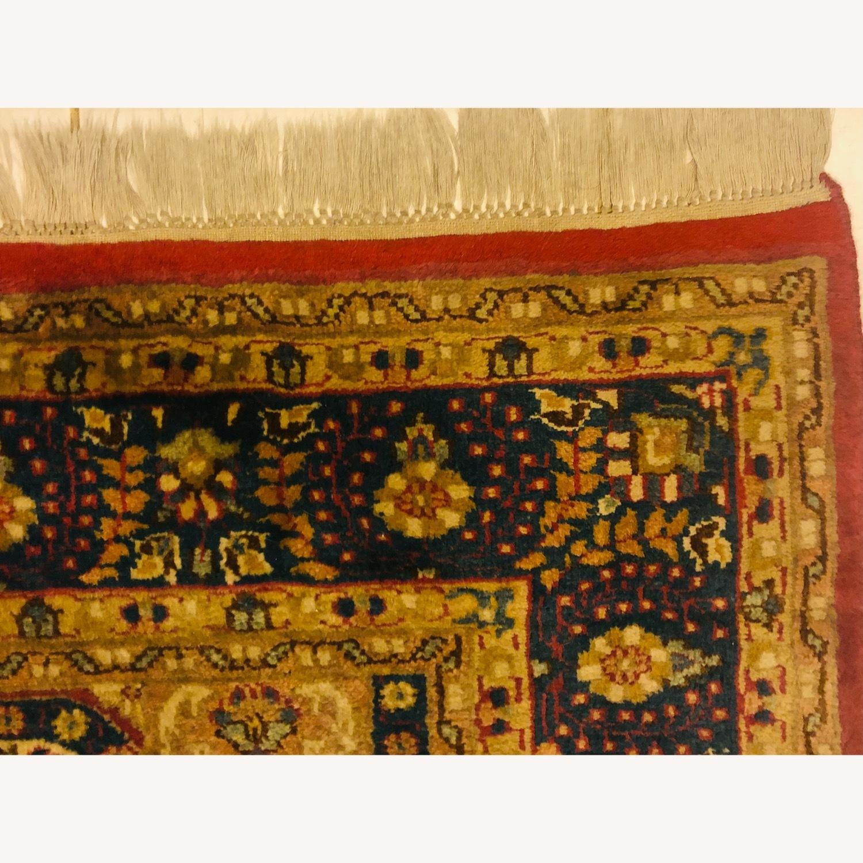 Woven Indian Rug - image-3