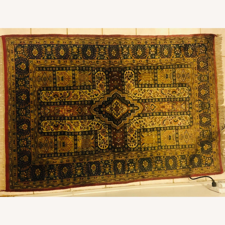 Woven Indian Rug - image-2