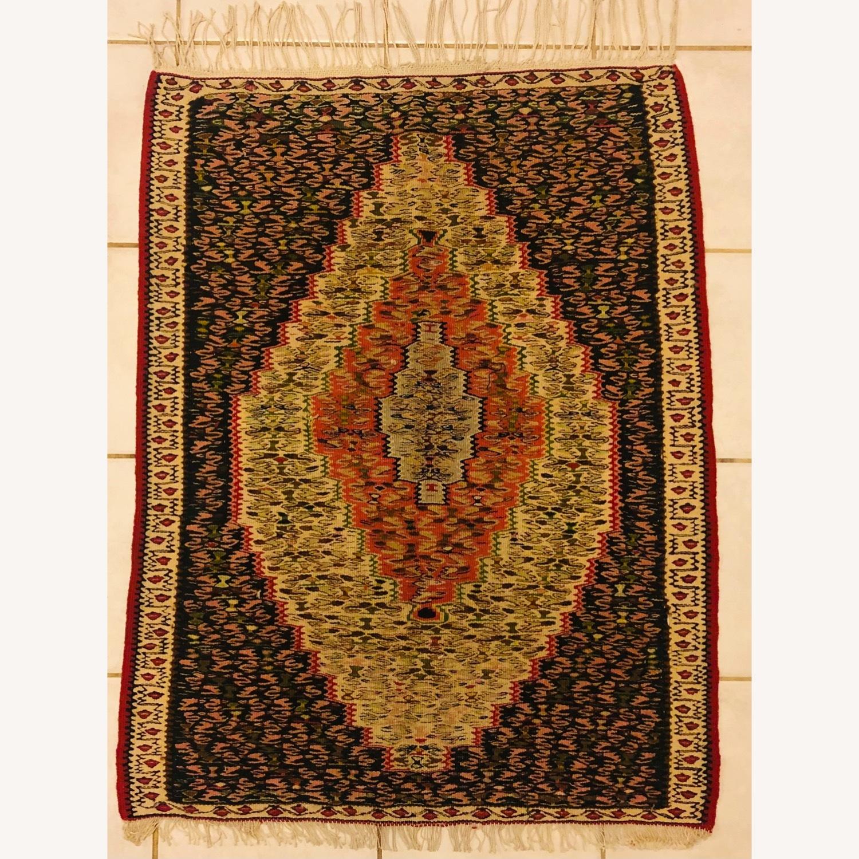 Vintage Turkish Rug - image-0