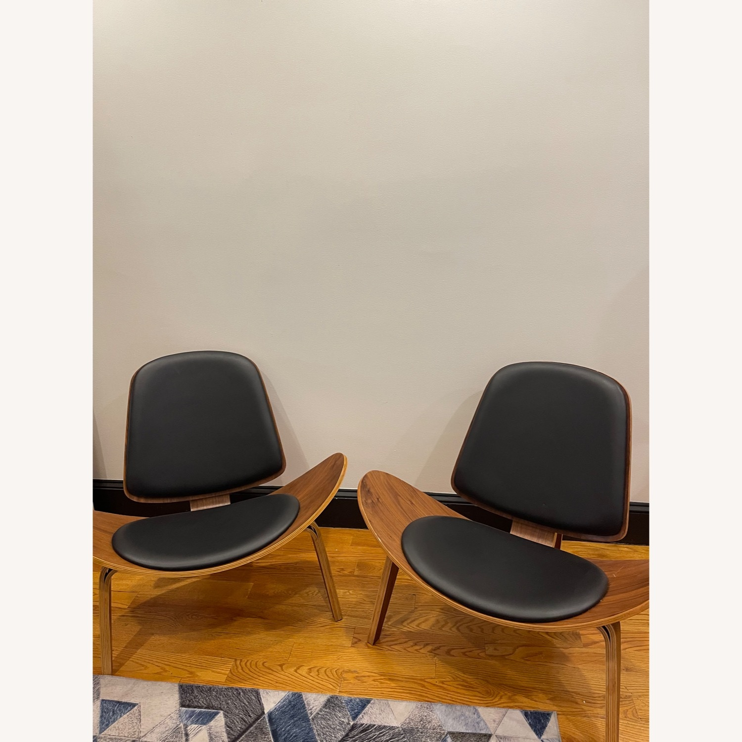 Mid Century Modern Wing Chairs - image-5