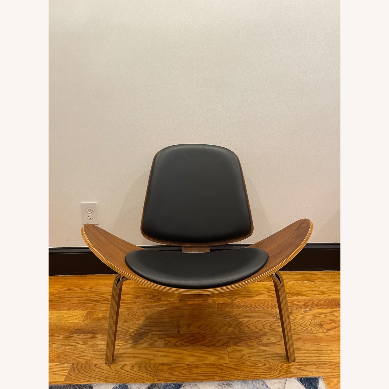 Mid Century Modern Wing Chairs - image-1