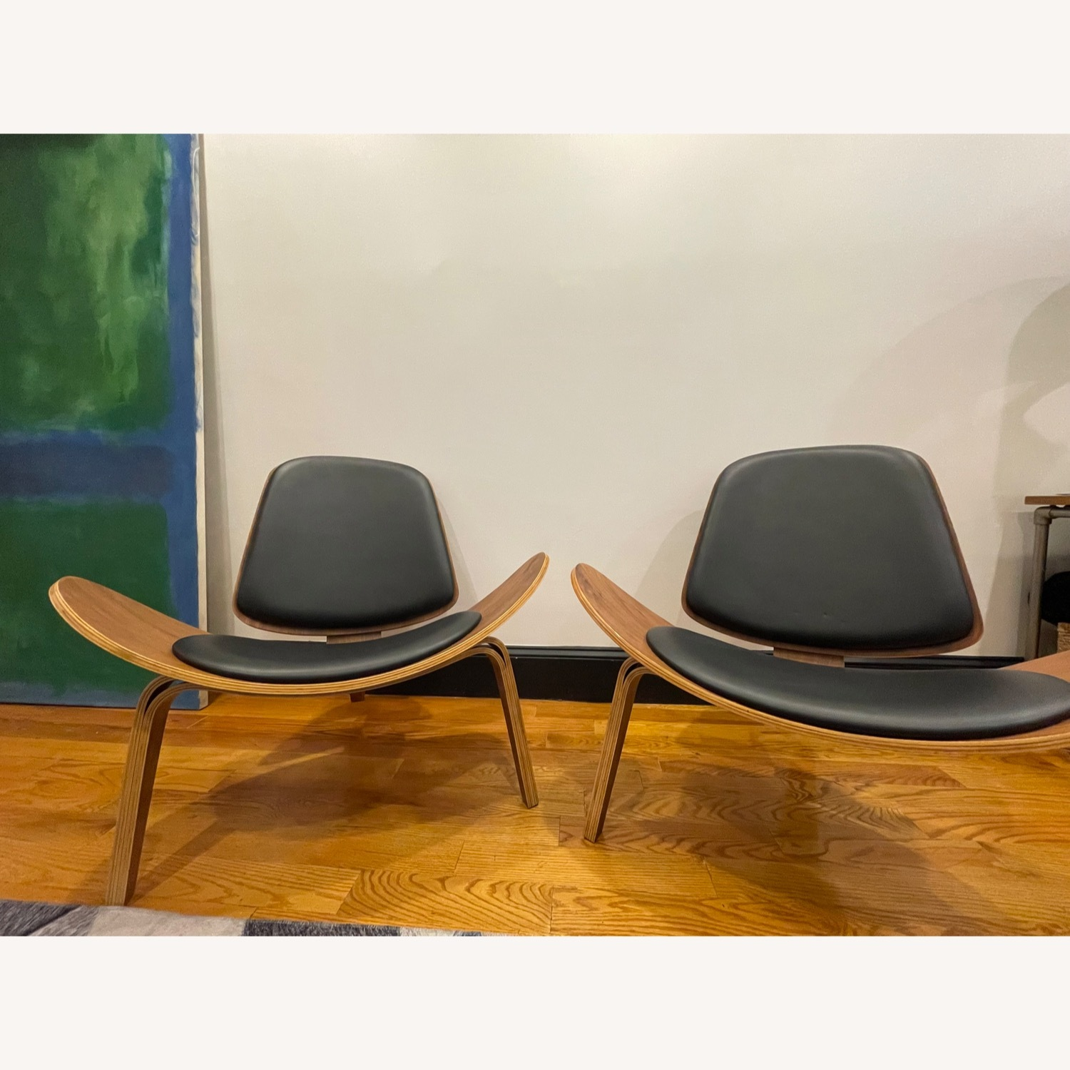 Mid Century Modern Wing Chairs - image-4