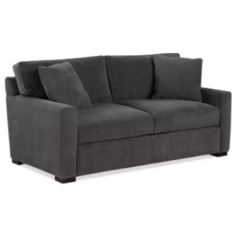 Macy's Full Sleeper Sofa - image-7