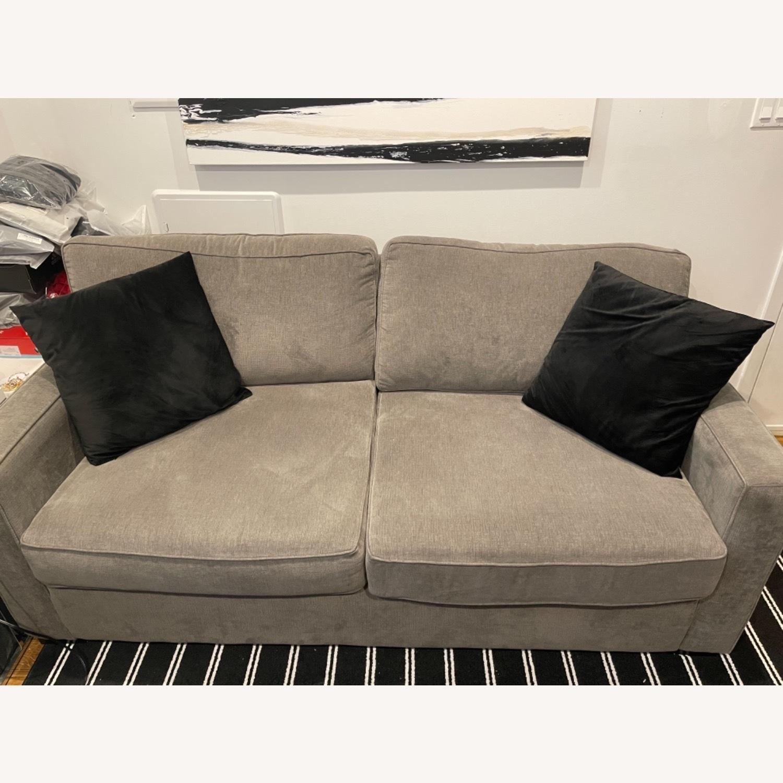 Macy's Full Sleeper Sofa - image-1