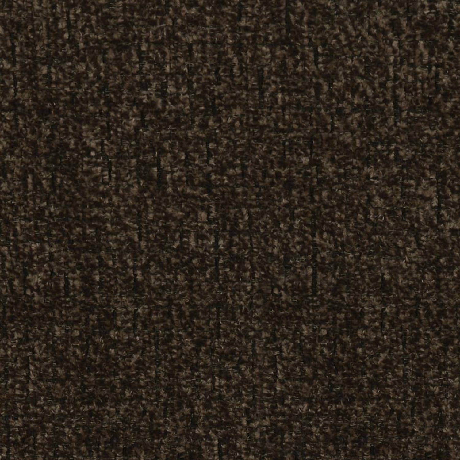 Sofa In Brown Chenille Upholstery Finish - image-5