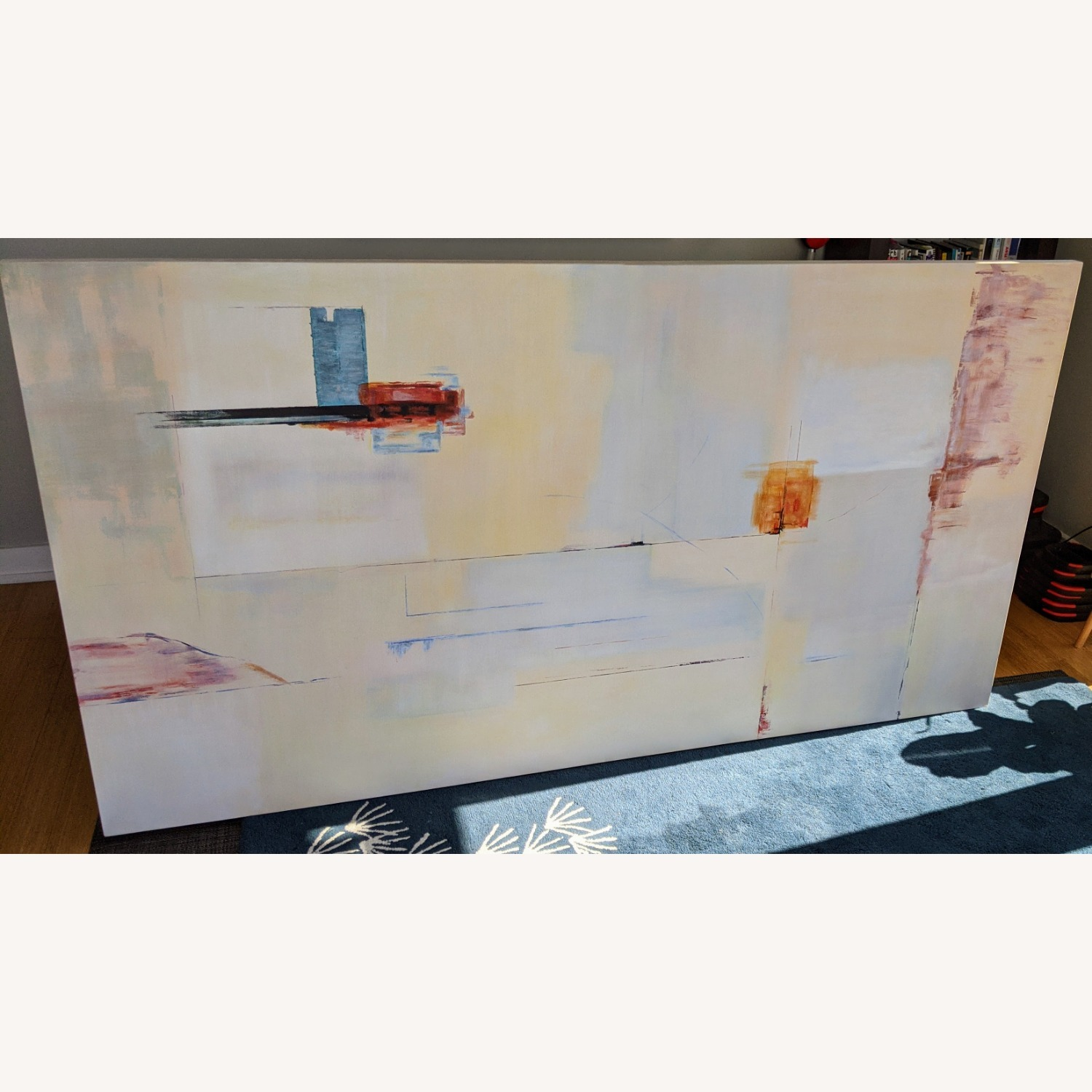 Large Abstract Painting - image-4