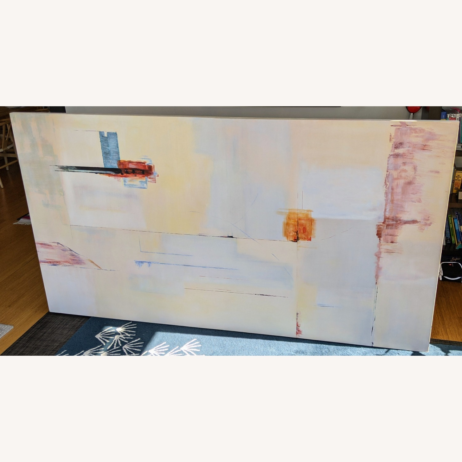 Large Abstract Painting - image-1