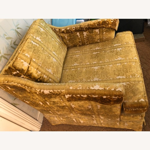Used Great Velvet Accent Chairs for sale on AptDeco