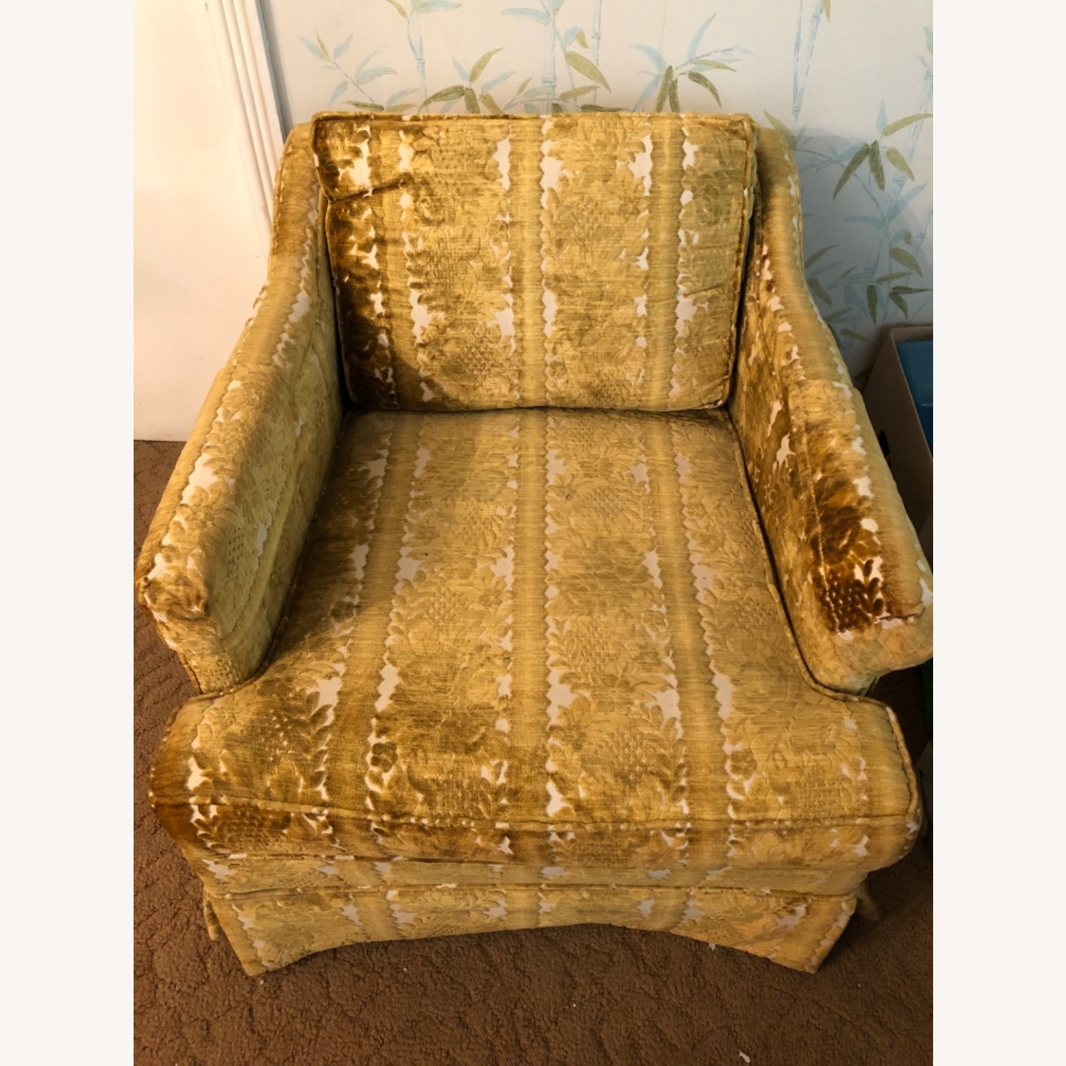 Great Velvet Accent Chairs - image-1