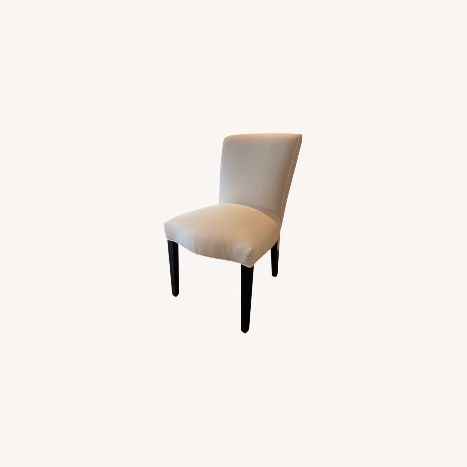 Williams Sonoma Fitzgerald Dining Armchair - image-0