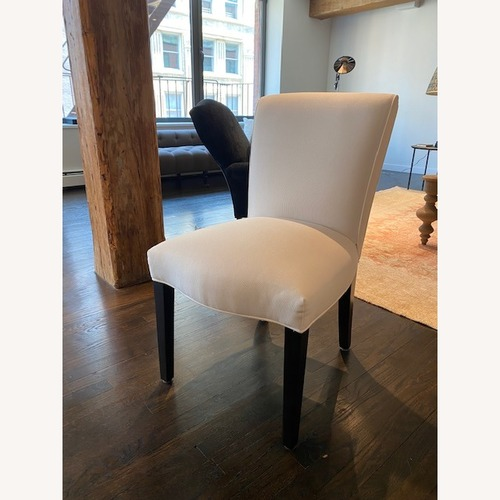 Used Williams Sonoma Fitzgerald Dining Armchair for sale on AptDeco