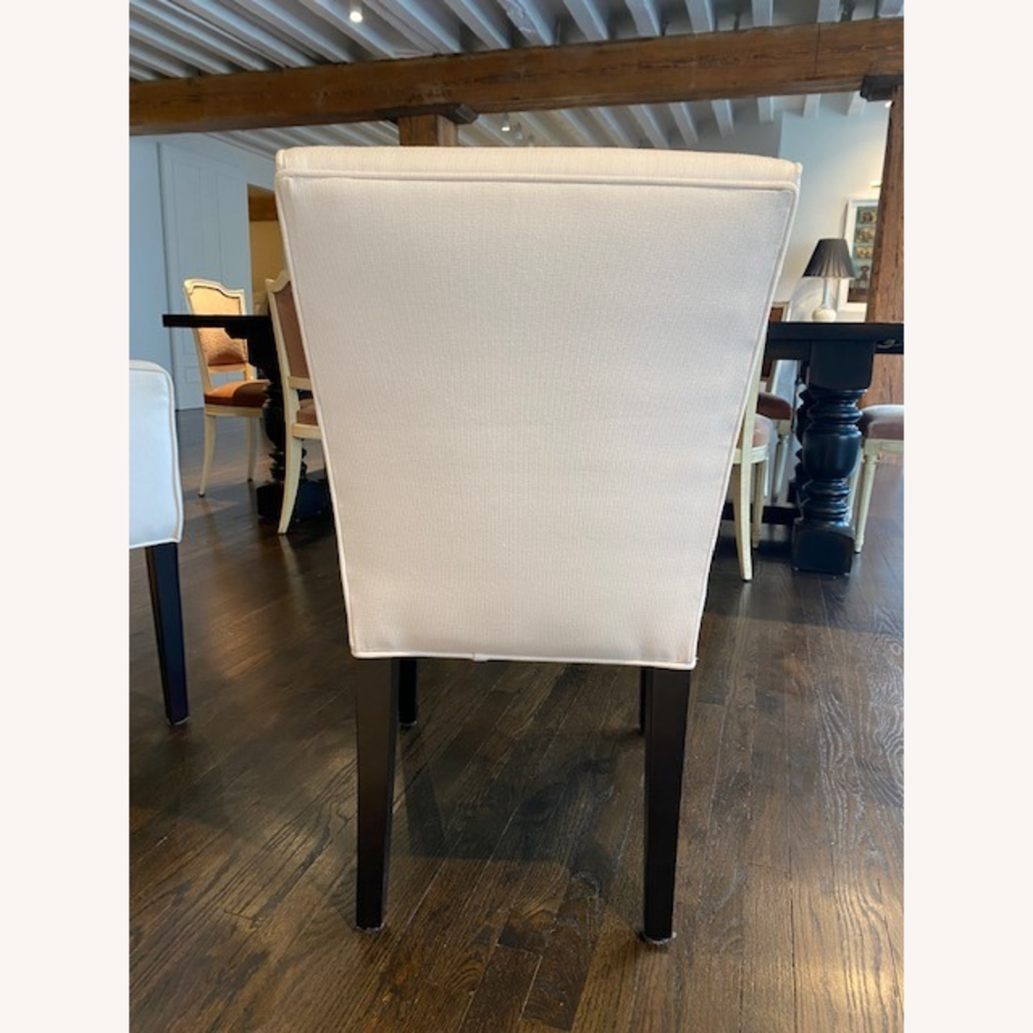Williams Sonoma Fitzgerald Dining Armchair - image-3