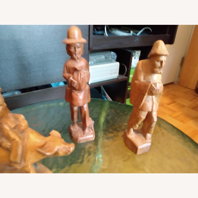 Wooden Figurines (3) - image-4