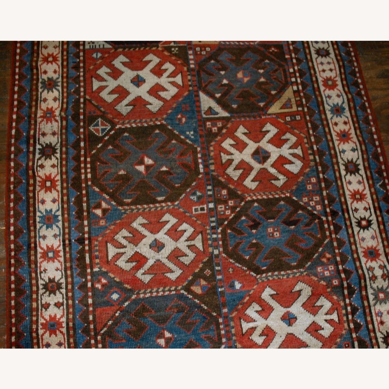 Mohan Caucasian Rug 8`2x3`8 - image-4