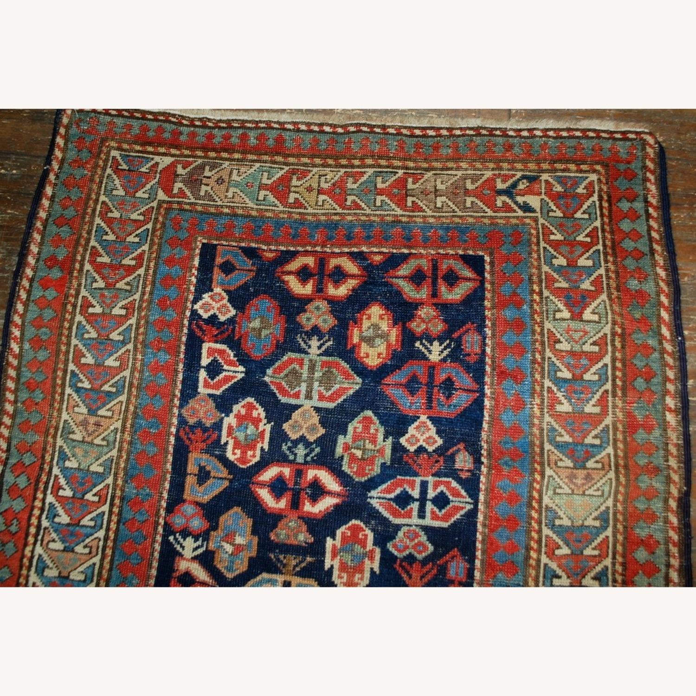 Caucasian Gyandje Rug 7`3x3`5 - image-8