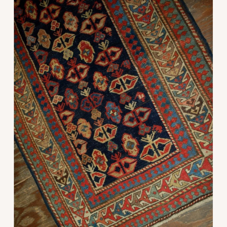 Caucasian Gyandje Rug 7`3x3`5 - image-10