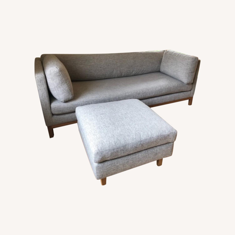Interior Define Jasper Sofa and Ottoman - image-0