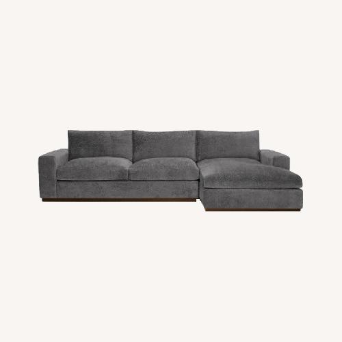 Used Joybird Holt Sectional Sofa for sale on AptDeco
