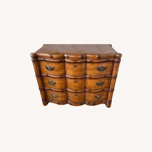 Used Baker Furniture Classic Wood Credenza for sale on AptDeco