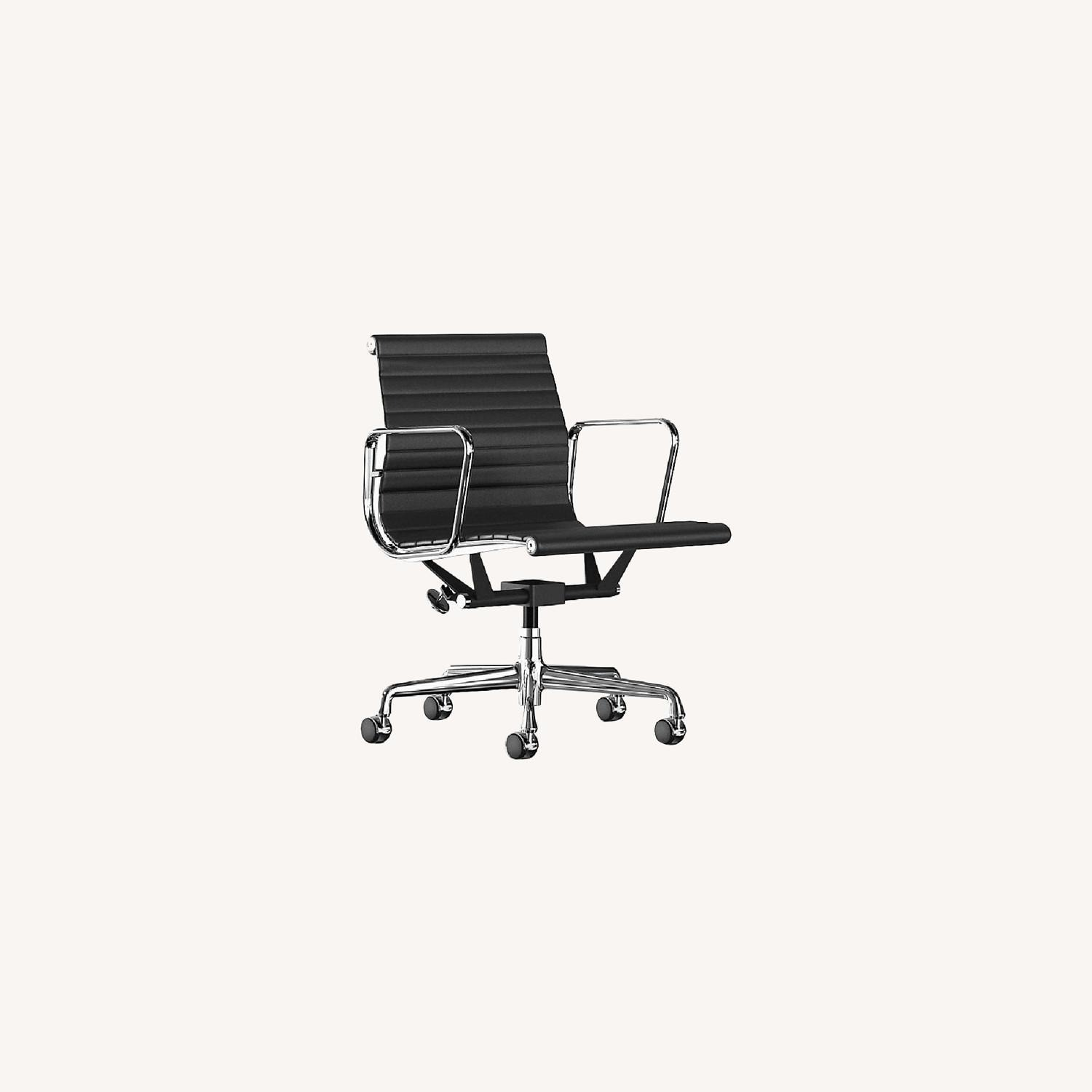 Herman Miller Eames Aluminum Group Chairs - image-0