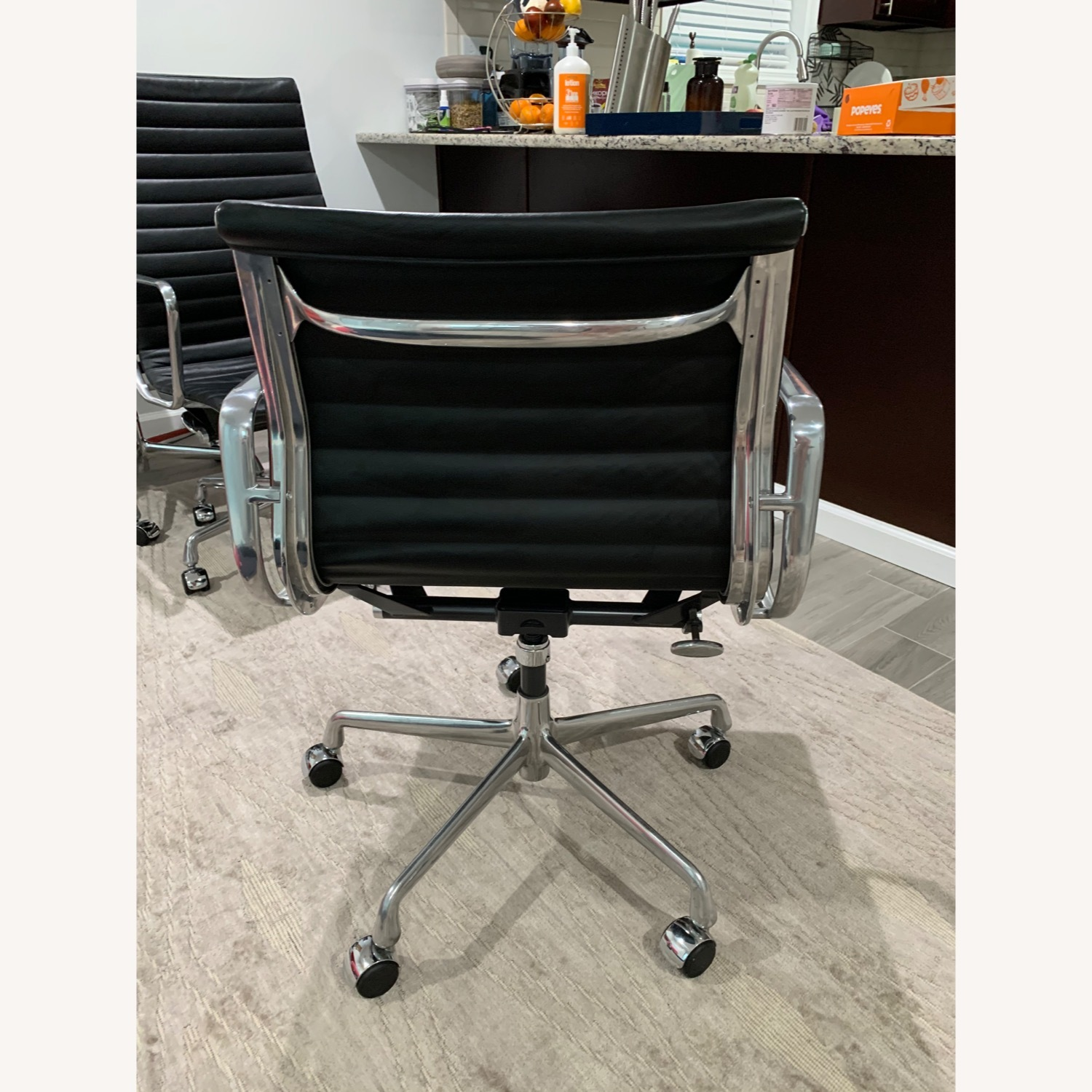 Herman Miller Eames Aluminum Group Chairs - image-6