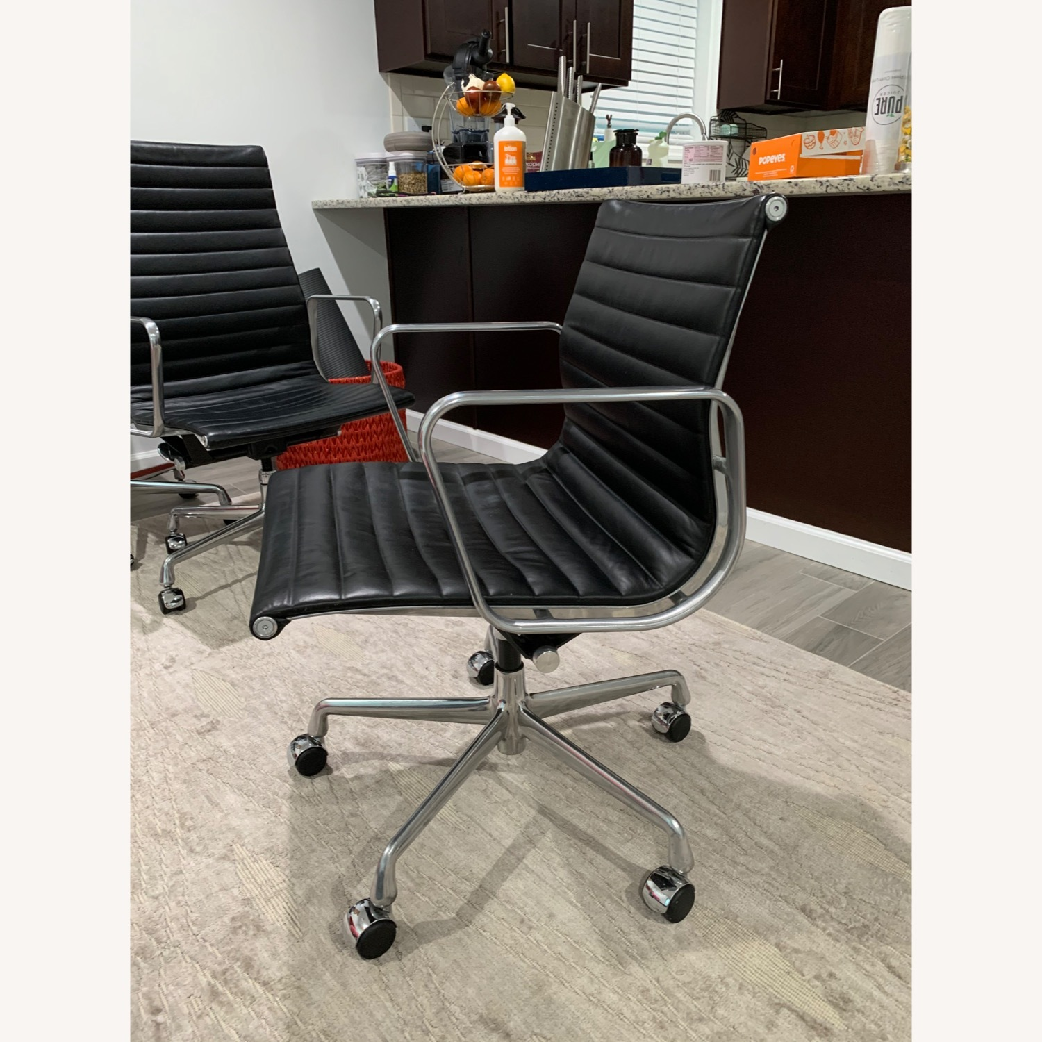 Herman Miller Eames Aluminum Group Chairs - image-4