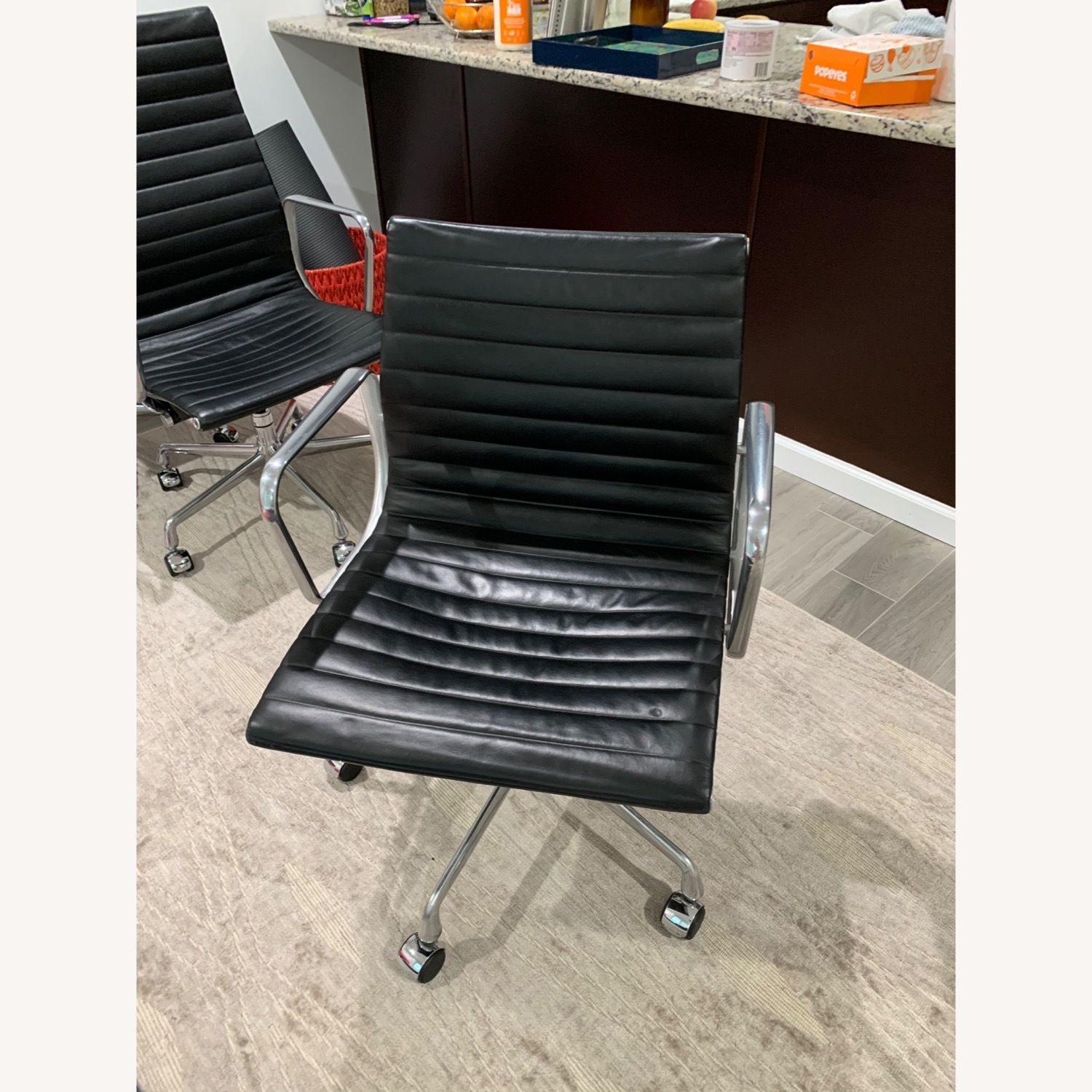 Herman Miller Eames Aluminum Group Chairs - image-3