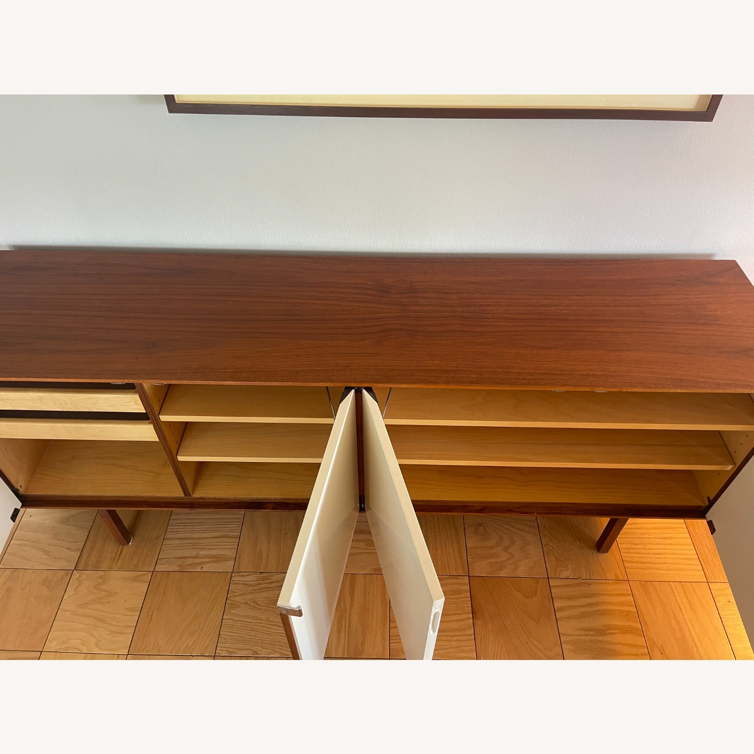 Vintage Florence Knoll Mid-Century Credenza - image-9