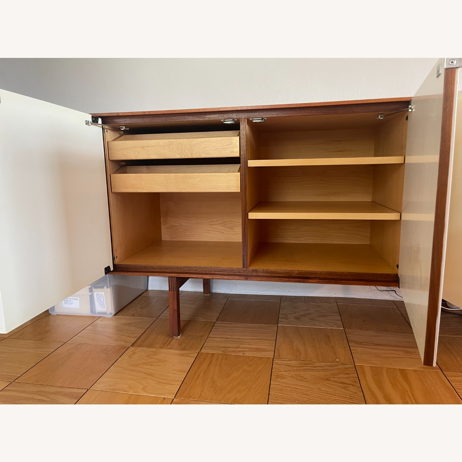 Vintage Florence Knoll Mid-Century Credenza - image-11