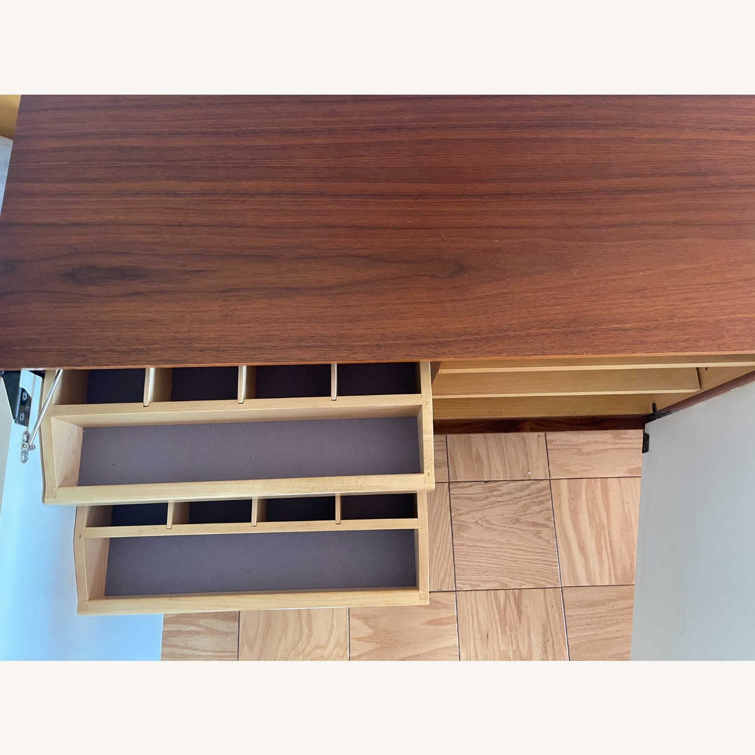 Vintage Florence Knoll Mid-Century Credenza - image-13