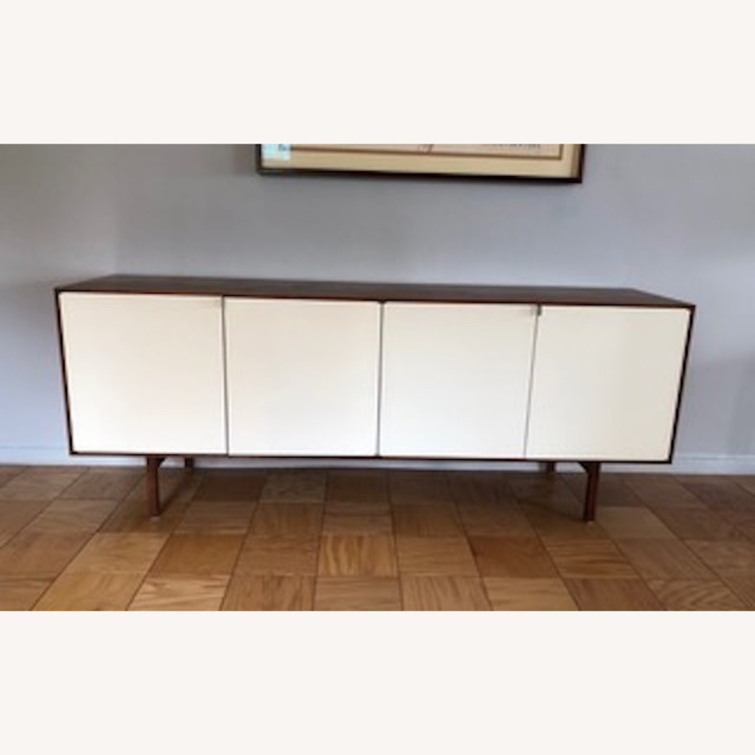 Vintage Florence Knoll Mid-Century Credenza - image-1