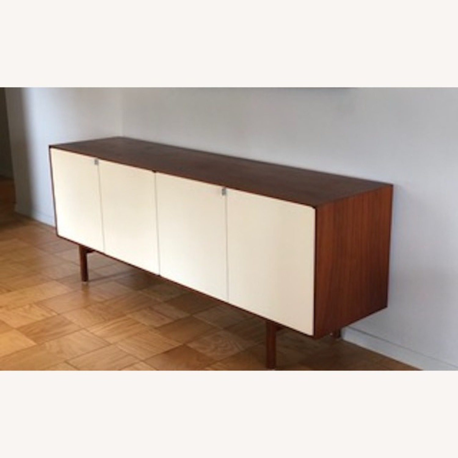 Vintage Florence Knoll Mid-Century Credenza - image-4