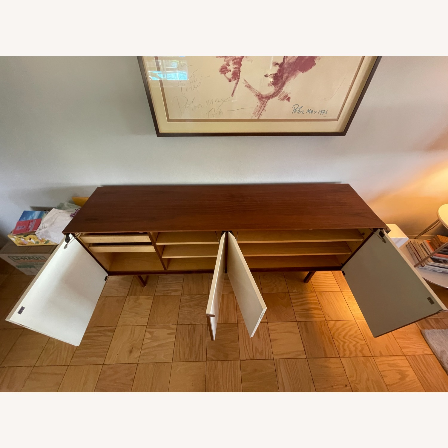Vintage Florence Knoll Mid-Century Credenza - image-14