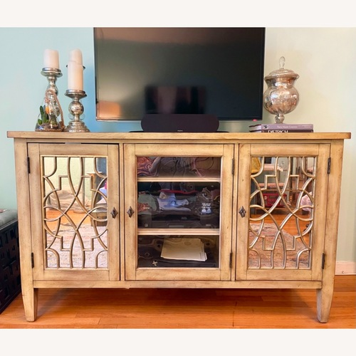 Used Horchow Media Console for sale on AptDeco