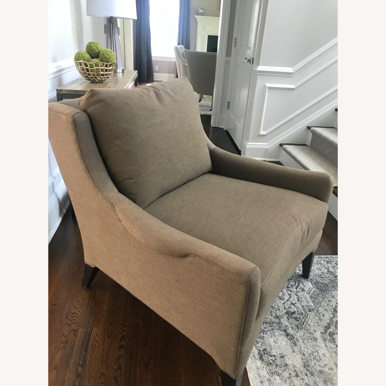 Kravet Furniture Madrid Upholstered Chair - image-2