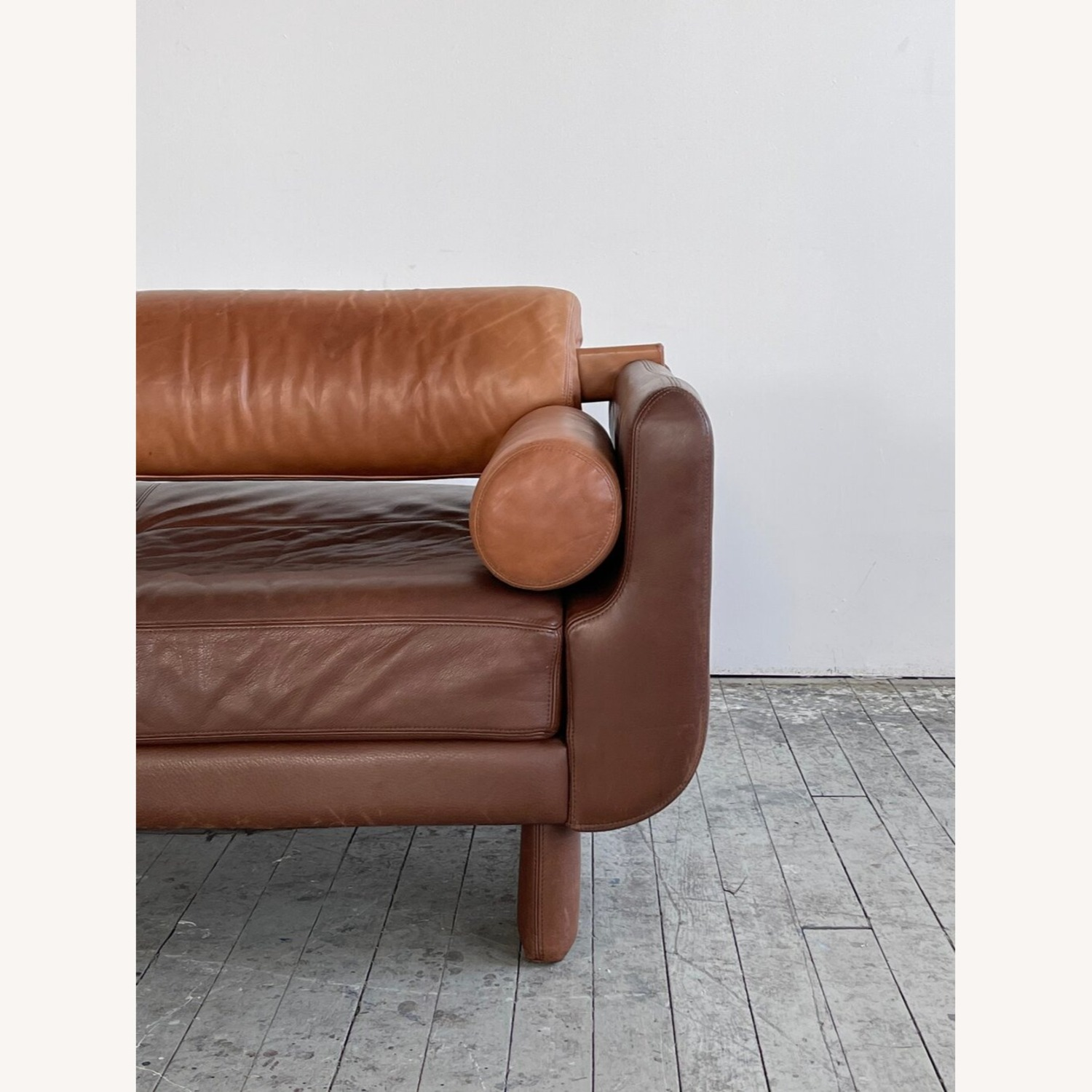 American Leather Daybed Sofa - image-2